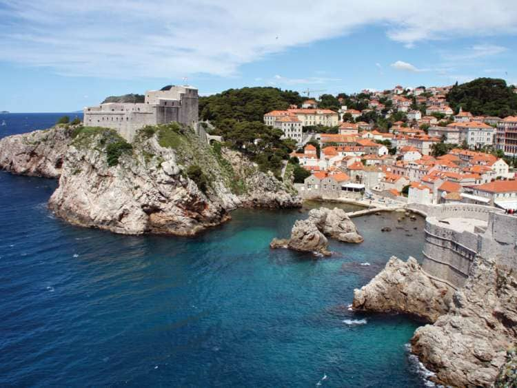 Dubrovnik in crociera Costa