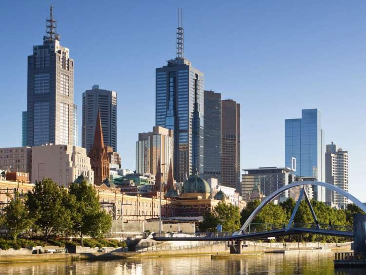 Melbourne in crociera Costa