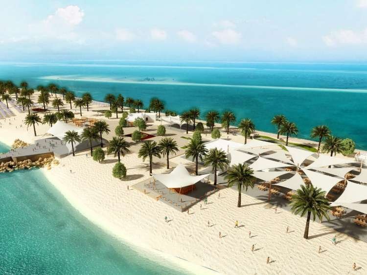 Sir Bani Yas Island in crociera Costa